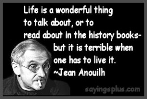about life about life are really sad quotes about life
