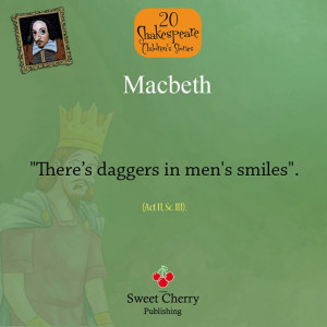 Macbeth quote from Shakespeare