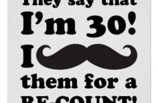 Funny Sayings For 30th Birthday