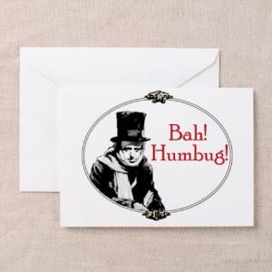 christmas carol gifts a christmas carol greeting cards funny scrooge ...