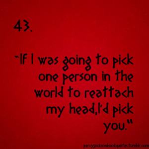 ... Pictures percy jackson and the lightning thief quote rick riordan