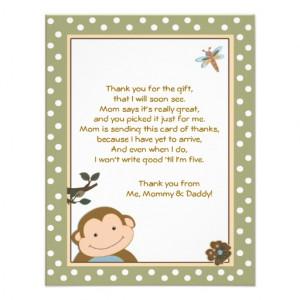 cute thank you card sayings