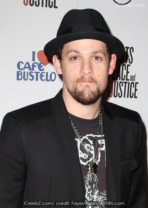 Joel Madden picture gallery