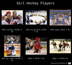 Hockey goalie mom quotes