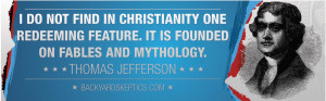 ... Billboard Falsely Attributes Anti-Christian Quote to Thomas Jefferson