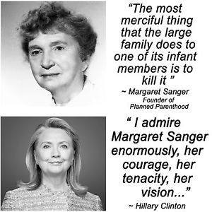 Anti-Obama-HILLARY-SANGER-QUOTE-INFANT-KILL-Conservative-Political ...