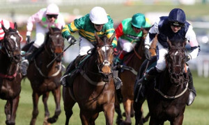 Tony McCoy, green colours, is one of many jockeys with qualms about ...