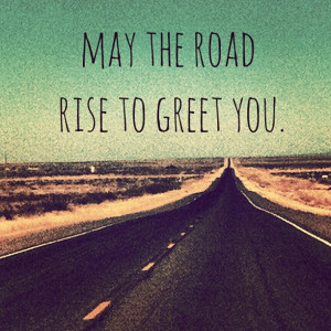 quotes #openroad #newmexico #travel #road #graphics #design