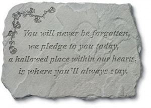 In Remembrance Quotes And Sayings