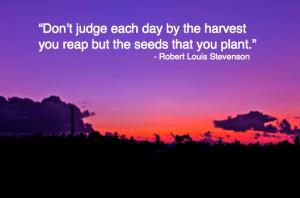 Sunrise #6 Quote - Harvest