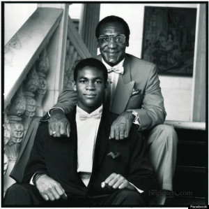 Bill Cosby's Father's Day Photo Is A Tribute To Ennis Cosby