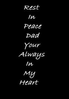 rest in peace my loving father you are missed every day by us all ...