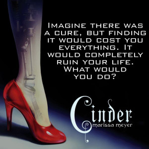 Quote from CINDER by Marissa Meyer