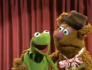 ... Consoled by Friend Fozzie Bear After Scottish Independence Quote