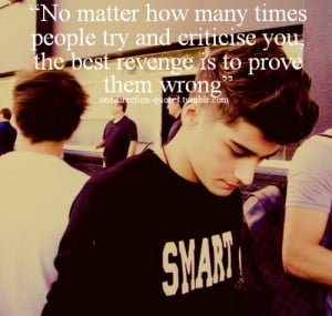 time for a deep and meaningful quote from zayn aka rider of the ...