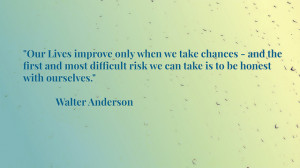 ... may find the best collection of insightful Walter Anderson Quotes