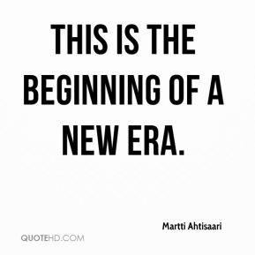 New Era Quotes