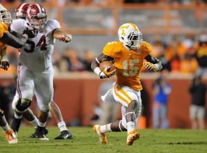Tennessee Volunteers Football: RB Marlin Lane's Return Date Unknown ...