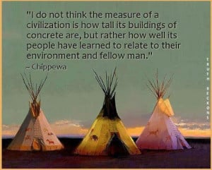 Native American Quote, facebook