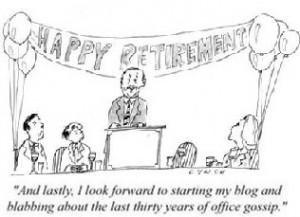 Funny Retirement Speeches
