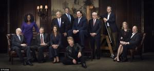 ... Rubenstein, Steve Case, Laura Arrillaga-Andreessen and Marc Andreessen