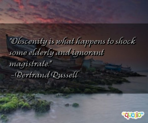 Shocking Quotes and Sayings