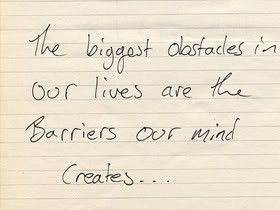Overcoming Obstacles Quotes