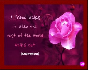Images with Quotes for Friends on Rose day for singles
