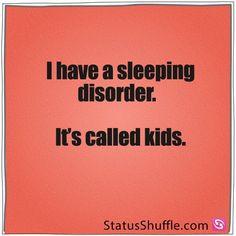 sleeping disorder More
