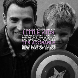 chris evans quote