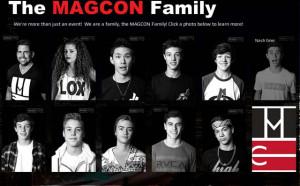 ... Jack & Jack, Matthew Espinosa, Carter Reynolds and female DJ Mahogany