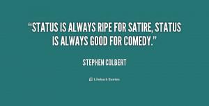 Satire Quotes