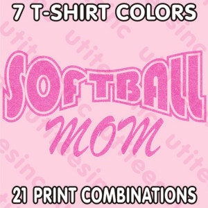 Softball Team Mom Quotes Ladies-softball-mom-pride-t-