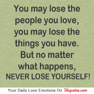 lose someone quote quotes Quotes About Losing A Family Member