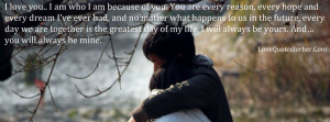 Romantic Quotes For Her from Him