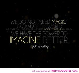 The Magic Love Quotes