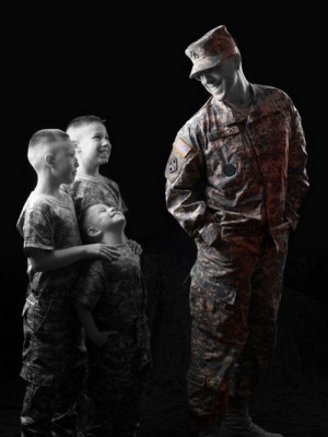 Inspirational Military Quotes dedicated to Love: Family Military ...