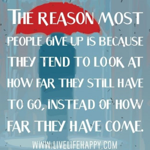 Don't give up :)