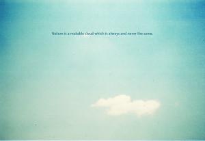Cloud Quotes Tumblr