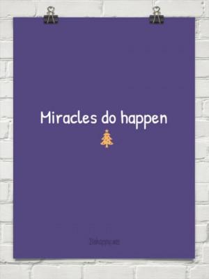 Miracles do happen #170796