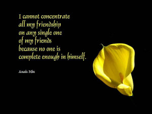 Very Emotional Quotes On Friendship