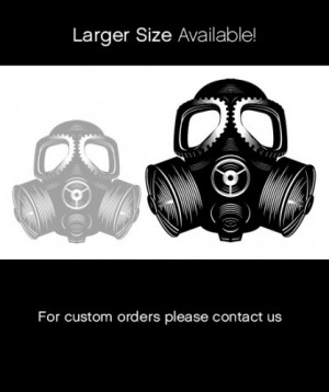 Gas Mask War Who Wall Art