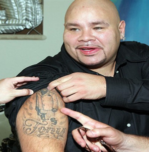 Fat Joe Tattoo Pictures - Page 1
