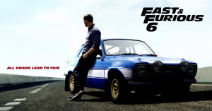 Fast and Furious Six (Fast & Furious 6) New Movie Release