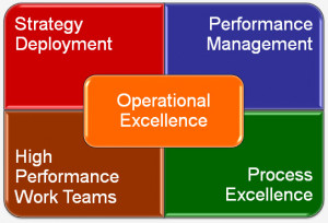 Operational Excellence Model