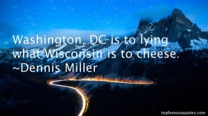 Top Quotes About Washington Dc