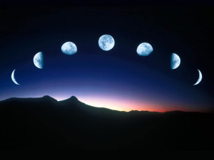 Alternate Images of The Moon