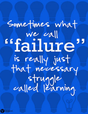 Is Your Fear Of Failure Keeping You From Failing?