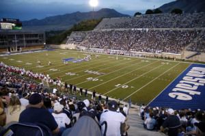 Cache Valley - Utah State Football