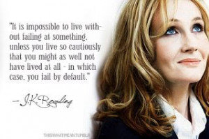 Happiness ~: Quotes From J.K. Rowling